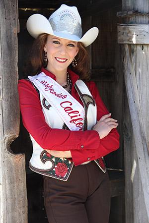 Miss Rodeo California 2012