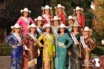Teen Miss Rodeo California 2013 Contestants