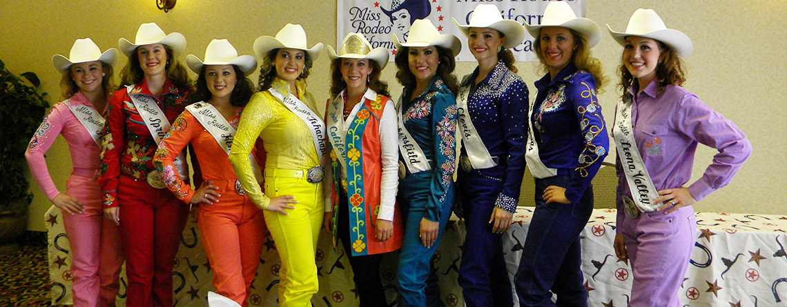 2013 Miss Rodeo California Pageant